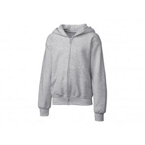 Youth Fleece Full Zip Hoodie (YRK03001)